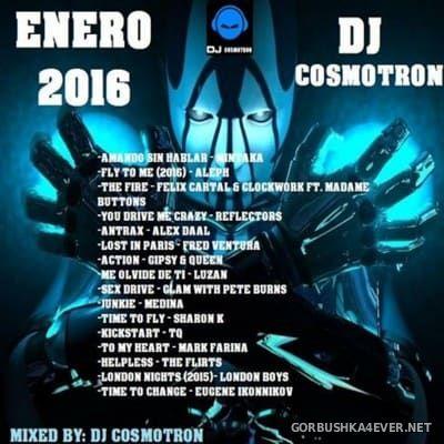 DJ Cosmotron - Enero Mix 2016