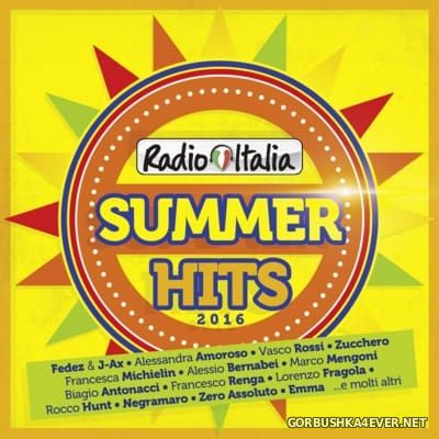 Radio Italia Summer Hits 2016 / 2xCD
