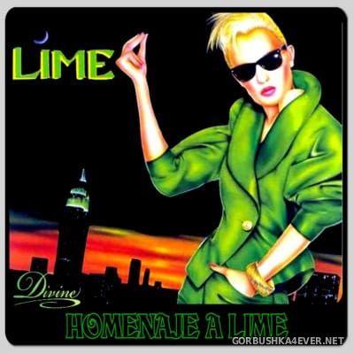 DJ Divine - Homenaje A Lime [2013]