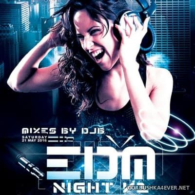 EDM Night Mix Vol 1 [2016] by DJ B