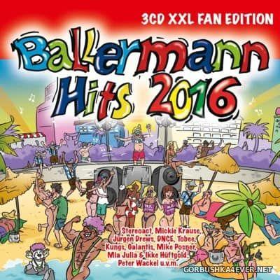 Ballermann Hits 2016 / 3xCD / XXL Fan Edition