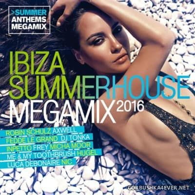 Ibiza Summerhouse Megamix 2016 / 2xCD