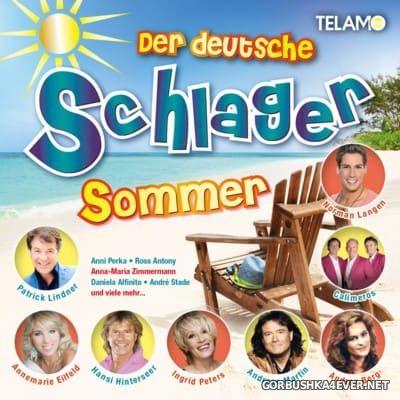 Der Deutsche Schlager Sommer 2016 / 3xCD