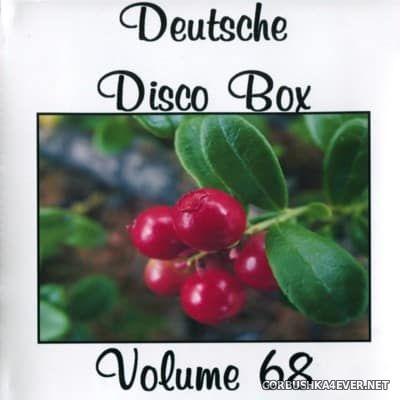 Deutsche Disco Box vol 68 [2016] / 2xCD