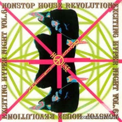 Nonstop House Revolution Exciting Hyper Night vol 06 [1994]