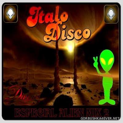 DJ Divine - Especial Alien Mix II [2016]