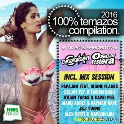 100% Temazos Compilation [2016]