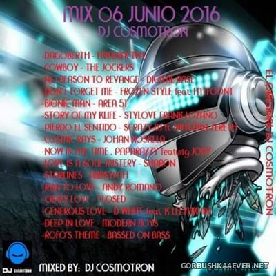 DJ Cosmotron - Junio Mix 2016