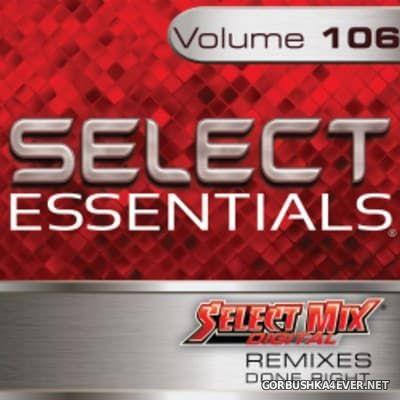 [Select Mix] Select Essentials vol 106 [2016]