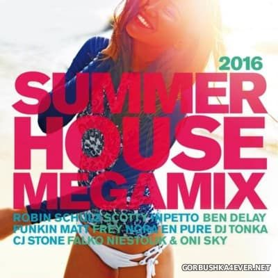 Summer House Megamix 2016 / 2xCD