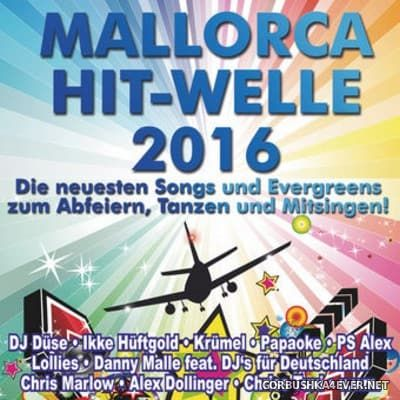 Mallorca Hit Welle 2016