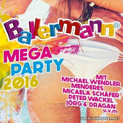 Ballermann Mega Party 2016