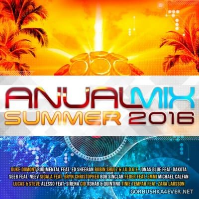 Anual Mix Summer 2016