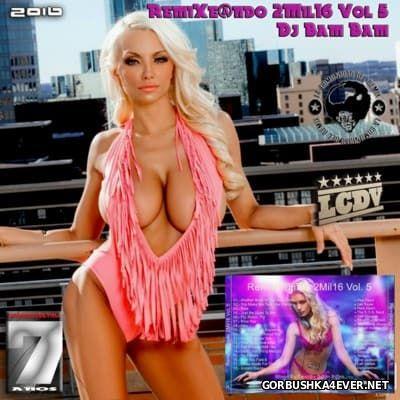 DJ Bam Bam - RemiXe@ndo 2Mil16 volume 5