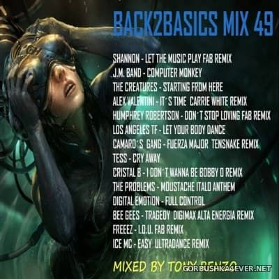 Back2Basics Italo Mix vol 49 [2016] by Tony Renzo