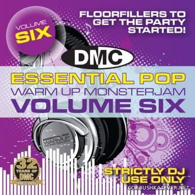[DMC] Monsterjam - Essential Pop Warm Up vol 06 [2015] Mixed By DJ Ivan Santana