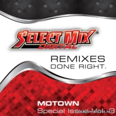 [Select Mix] Motown Special Issue vol 3 [2016]