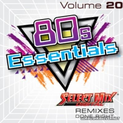 [Select Mix] 80s Essentials vol 20 [2016]