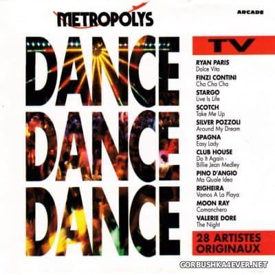 [Metropolys] Dance Dance Dance [1990] / 2xCD