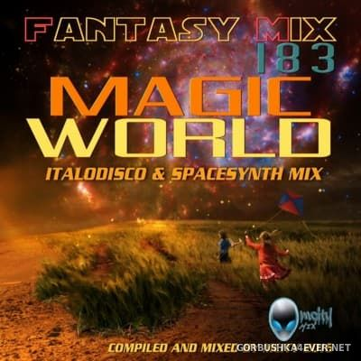 Fantasy Mix vol 183 - Magic World [2016]
