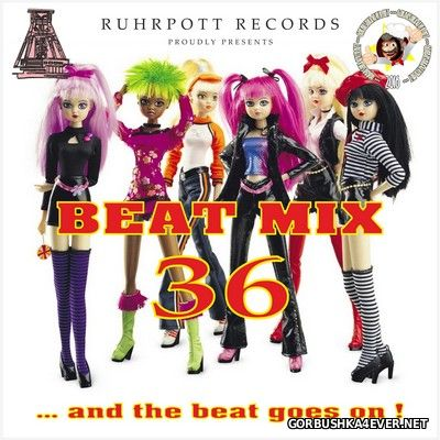 [Ruhrpott Records] Beat Mix vol 36 [2016]