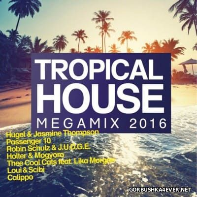 Tropical House Megamix 2016 / 2xCD