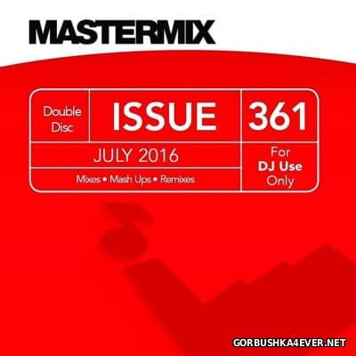 [Mastermix] Issue 361 [2016] July / 2xCD