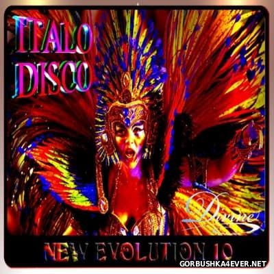 DJ Divine - New Evolution Mix 2016.10