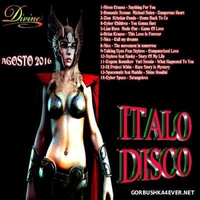 DJ Divine - Agosto ItaloDisco Mix 2016