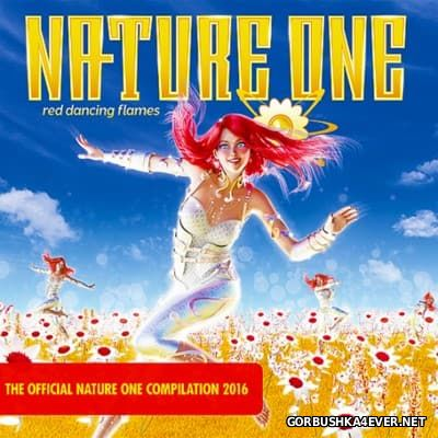 Nature One 2016 - Red Dancing Flames [2016] / 3xCD
