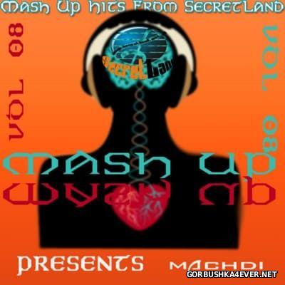 SecretLand Mash Up Hits vol 08 [2016]