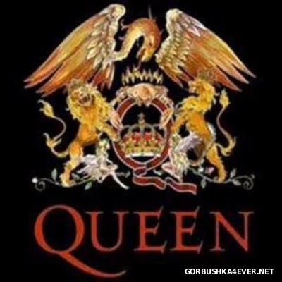Queen - Greatest Hits Rework [2016] Mixed by Cziras