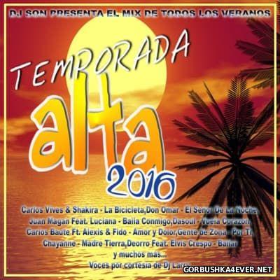 DJ Son - Temporada Alta 2016