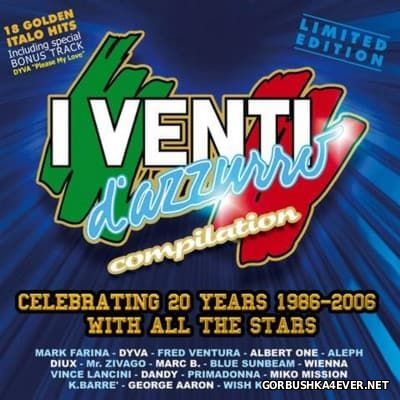I Venti D'Azzurro Compilation - Celebrating 20 Years [2006]
