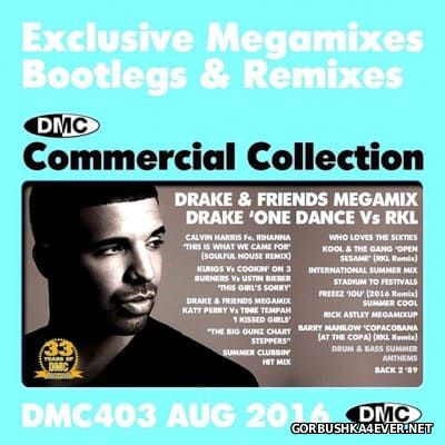 DMC Commercial Collection 403 [2016] August / 2xCD