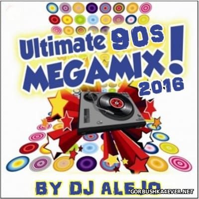DJ Alejo - Ultimate Megamix 90s vol 04 [2016]