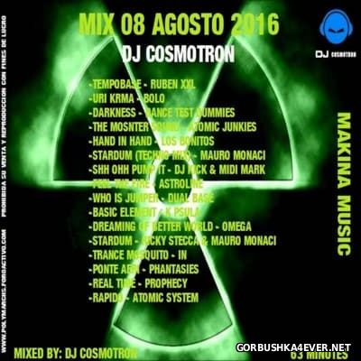 DJ Cosmotron - HiNRG Agosto Mix 2016.2