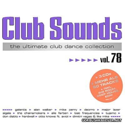Club Sounds vol 78 [2016] / 3xCD