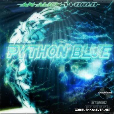 Python Blue - An Alien World [2014]