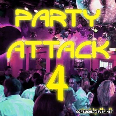 DJ Mr G - Party Attack 4 [2016]