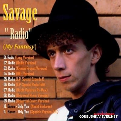 Savage - Radio (My Fantasy) [2016] Eurokrimen Edit