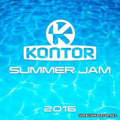 [Kontor] Summer Jam 2016 / 3xCD