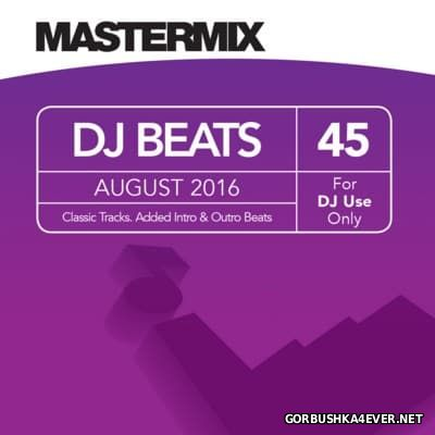 [Mastermix] DJ Beats vol 45 [2016]