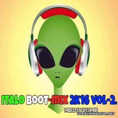DJ Tomix - Italo Boot Mix 2016.2
