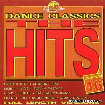 [Unidisc Records] Dance Classics - The Hits vol 16