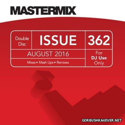 [Mastermix] Issue 362 [2016] August / 2xCD