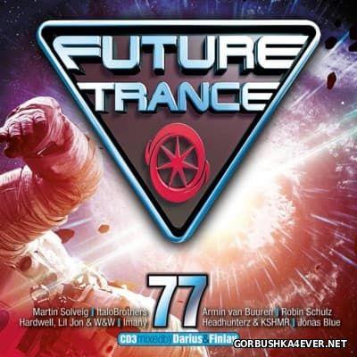 Future Trance vol 77 [2016] / 3xCD