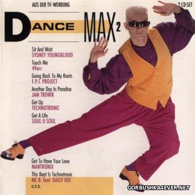 Dance Max vol 02 [1990] / 2xCD