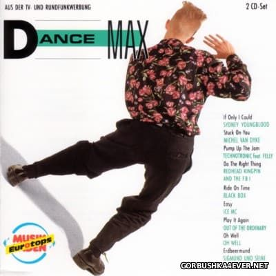 Dance Max vol 01 [1989] / 2xCD