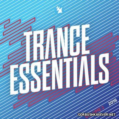 [Armada] Trance Essentials vol 2 [2016]